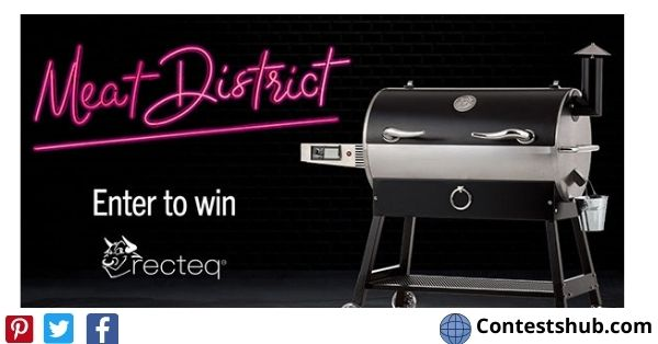 iHeart Radio Labor Day Great Grill Giveaway