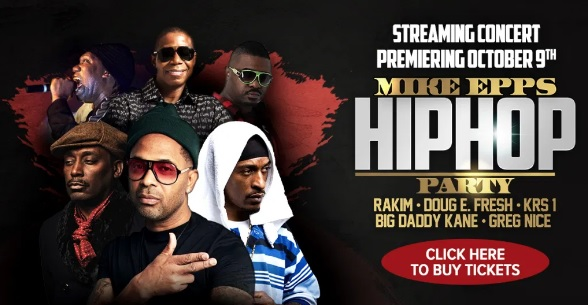 Mike Epps Hip Hop Party Sweepstakes