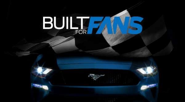 Nascar Ford Mustang Giveaway