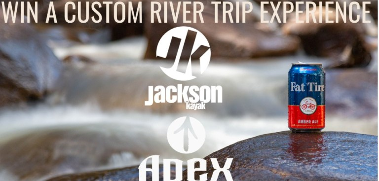 New Belgium River Trip Experience Giveaway