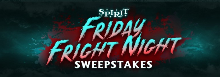 Friday Fright Night Sweepstakes