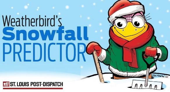 Weatherbird Snowfall Predictor Sweepstakes
