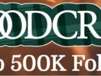 Woodcraft Road To 500K Followers Sweepstakes