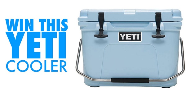 Bud Light Yeti Cooler Giveaway