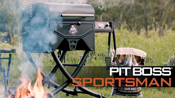LS Pit Boss Grill Sweepstakes