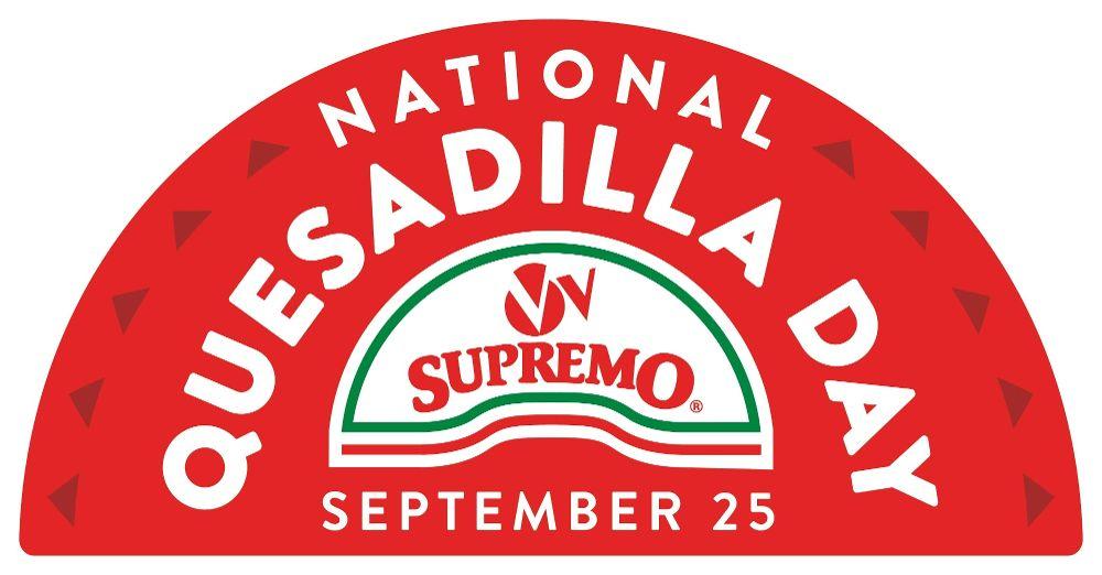 V&V Supremo Foods National Quesadilla Day Contest