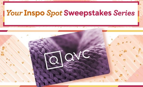 QVC $500 Gift Card Giveaway