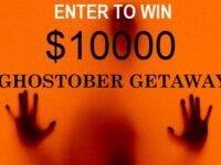 Travel Channel Ghostober Getaway Sweepstakes