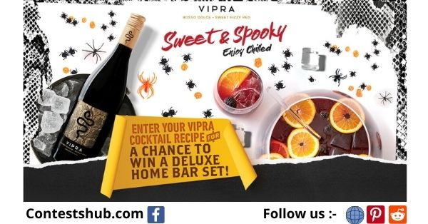 Vipra Halloween Cocktail Contest