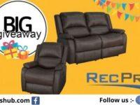 RecPro Recliner Sofa Giveaway
