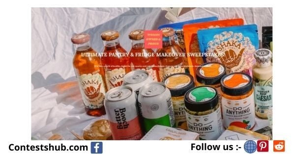 Women Owned And Proud Snack And Pantry Staples Giveaway