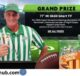 Frigo Cheese Heads Game Day Snack Style Sweepstakes