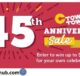 CTown Anniversary Sweepstakes