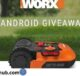 Worx Win a Landroid Sweepstakes