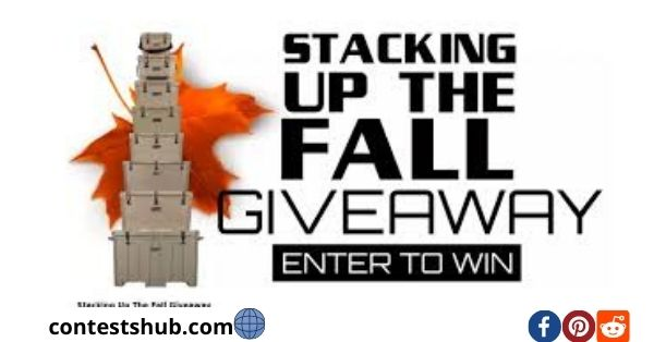 Grizzly Cooler Stacking Up The Fall Grizzly Cooler Sweepstakes