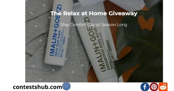 Rileyhome.com Relax At Home Giveaway