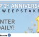 ShopHQ VIP 1st Anniversary Sweepstakes