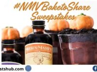 Nielsen-Massey Vanillas NMV Bake to Share Sweepstakes