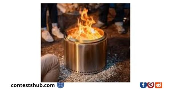 Sam Grow And Solo Stove Giveaway