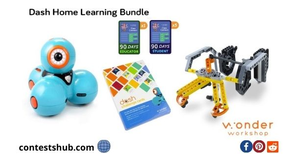 Dash Home Learning Bundle Giveaway
