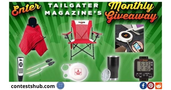 Tailgater Magazine October Giveaway