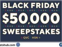 QVC Black Friday Sweepstakes (qvc.com)