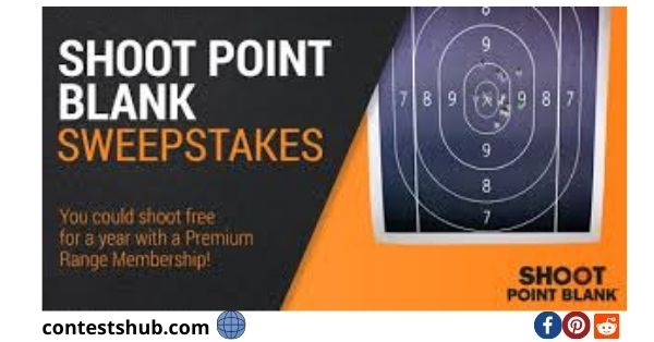 Scripps Media Shoot Point Blank Sweepstakes