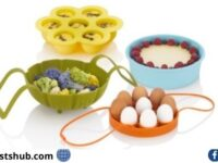 Cookstr Silicone Pressure Cooker Accessories Giveaway