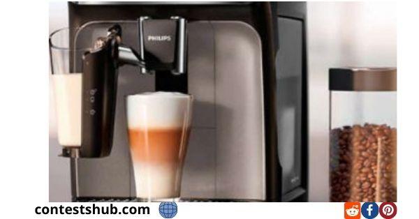 ECS Coffee Sweepstakes