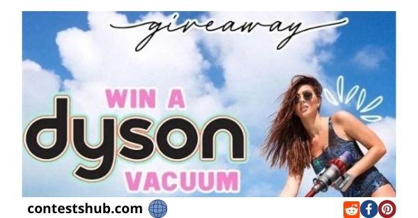 Hapari Dyson Vacuum Giveaway