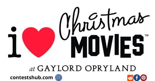 I Love Christmas Movies Online Sweepstakes