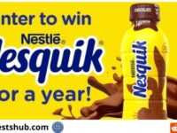 Nesquik Chocolate Milk Day Sweepstakes