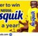 Nesquik Chocolate Milk Day Sweepstakes