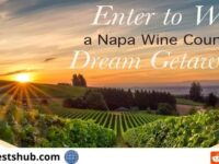 Napa Wine Country Trip For 2 Vacation Giveaway