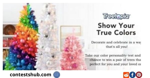 Colors Treetopia's Secret Santa Giveaway