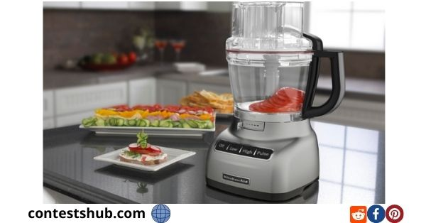 Zenb Kitchen Aid Food Processor Sweepstakes