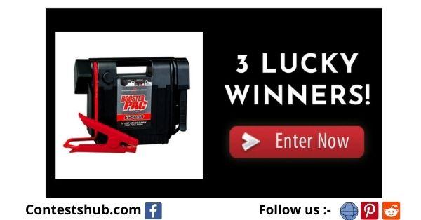 JB Tools Booster Pac ES5000 Giveaway