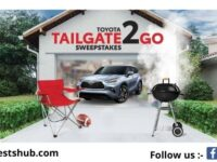 Toyota Tailgate2Go Giveaway