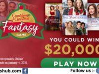 Christmas Fantasy Game Sweepstakes