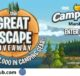 Campfire Marshmallows Great Escape Giveaway