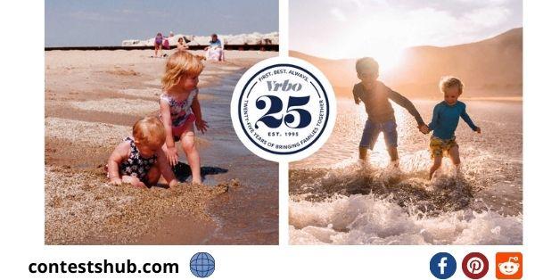Vrbo 25th Anniversary Photo Contest