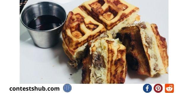 Wonderffle Stuffed Waffle Iron Giveaway