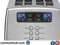 CuisinArt Touch To Toast 4 Slice Toaster Giveaway