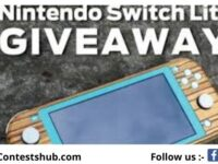 Toast Nintendo Switch Lite Giveaway