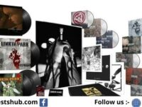 Linkin Park Hybrid Theory Box Set Contest