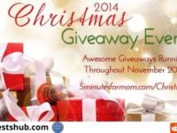 Holiday Gift Guides and Christmas Giveaway