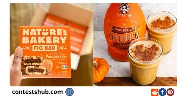 Nature Bakery Pumpkin Spice Bundle Giveaway