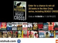 James Patterson Alex Cross Series Sweepstakes