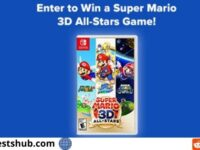 Gofobo Super Mario 3D All-Stars Sweepstakes
