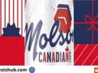 Molson Canadian Holiday Hat Instant Win Game